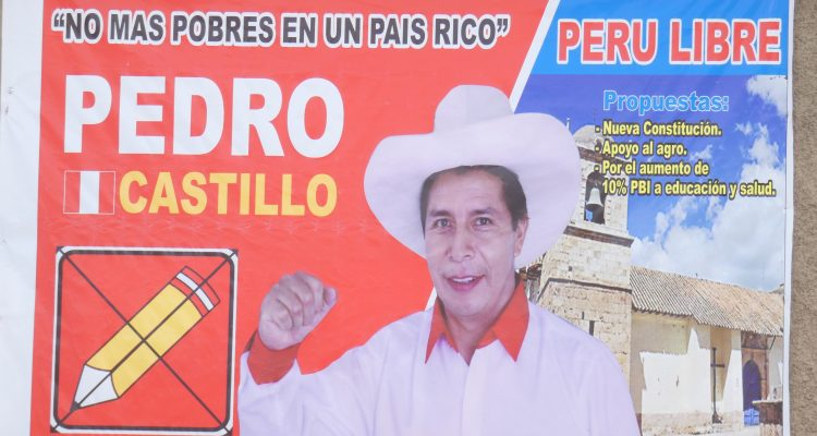 Wahl in Peru